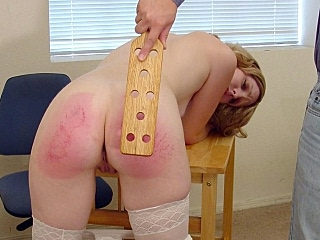 textbook Girl Ass Spanked